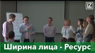 Ширина лица - Ресурс - Интегральное лицечтение - Физиогномика - Леонид Золин - 2015
