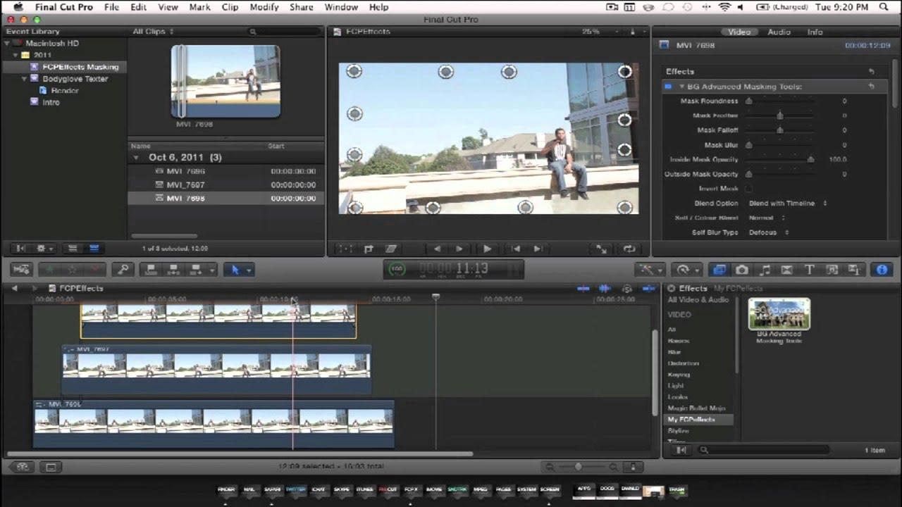 Fcpx plugin clone overviewtutorial youtube ccuart Gallery