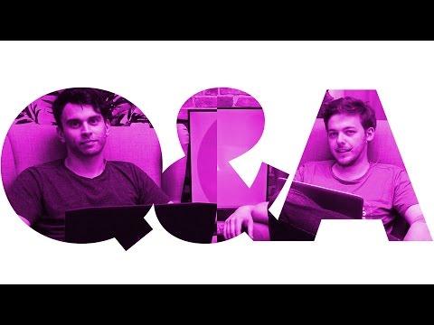 Q&A #23 mit Fabian & Steffen | RTL 2 You | 02.06.2016