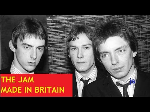 The Jam - Made In Britain (FULL) 2002 Radio Documentary