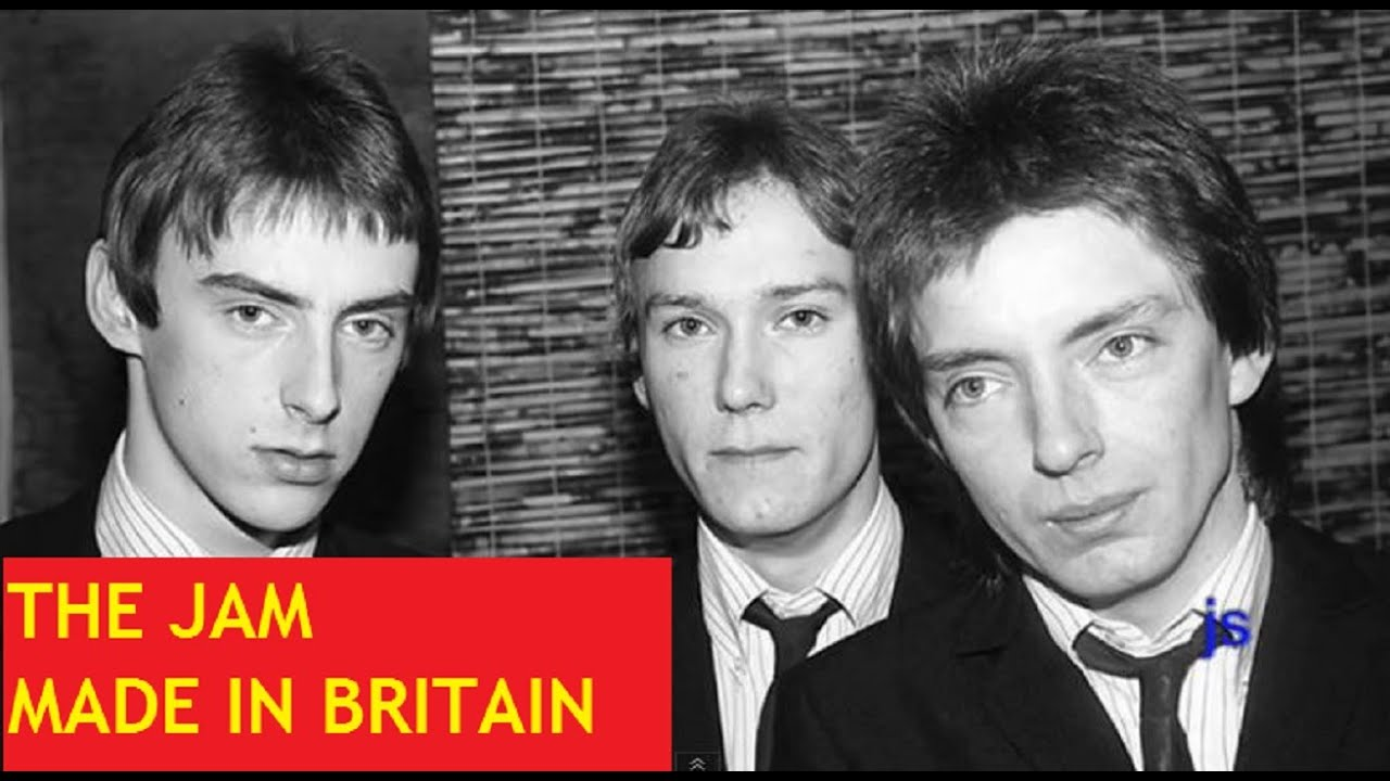 Image result for The Jam - Made In Britain (FULL) 2002 Radio Documentary