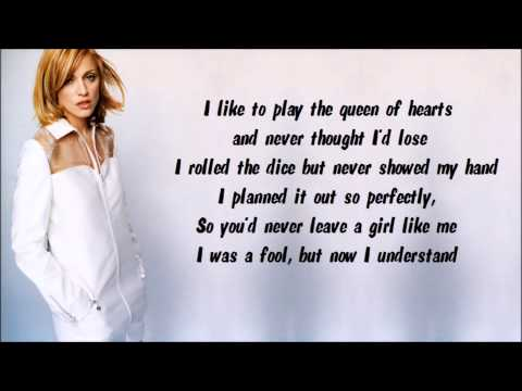 Madonna - One More Chance Karaoke / Instrumental with lyrics on screen
