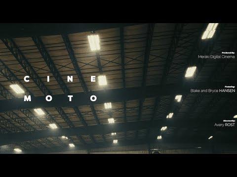 CINEMOTO.  |  Cedar Lake Arena ft. Blake and Bryce Hansen