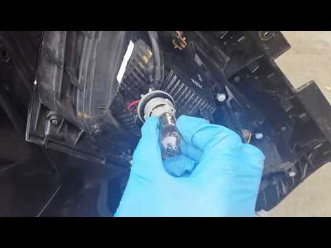 How to change the brake light on a kia soul