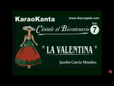 Karaokanta - Jorge Negrete - La Valentina