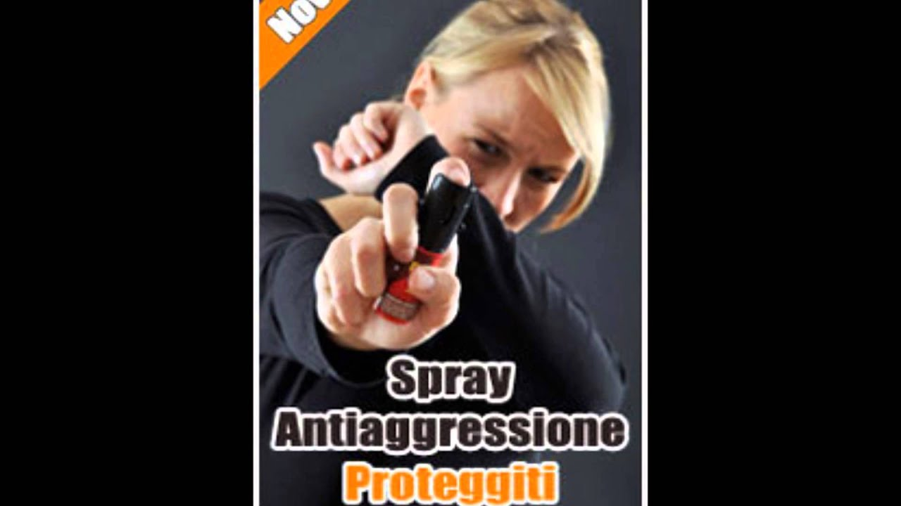 Diva spray anti aggressione al peperoncino youtube - Diva spray al peperoncino ...