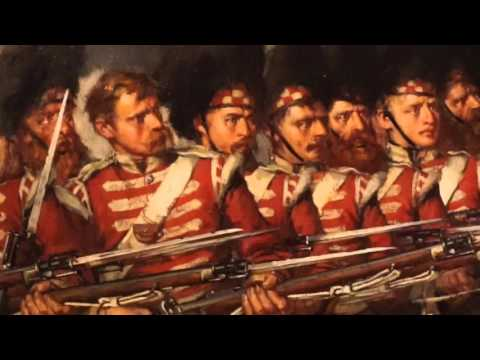 THE THIN RED LINE / THE SCOTS IN CRIMEA, BALACLAVA 1854  КРЫМ, ШОТЛАНДЦЫ В БАЛАКЛАВЕ