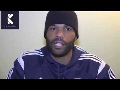 Joleon Lescott talks to KICCA about the music in the dressing room