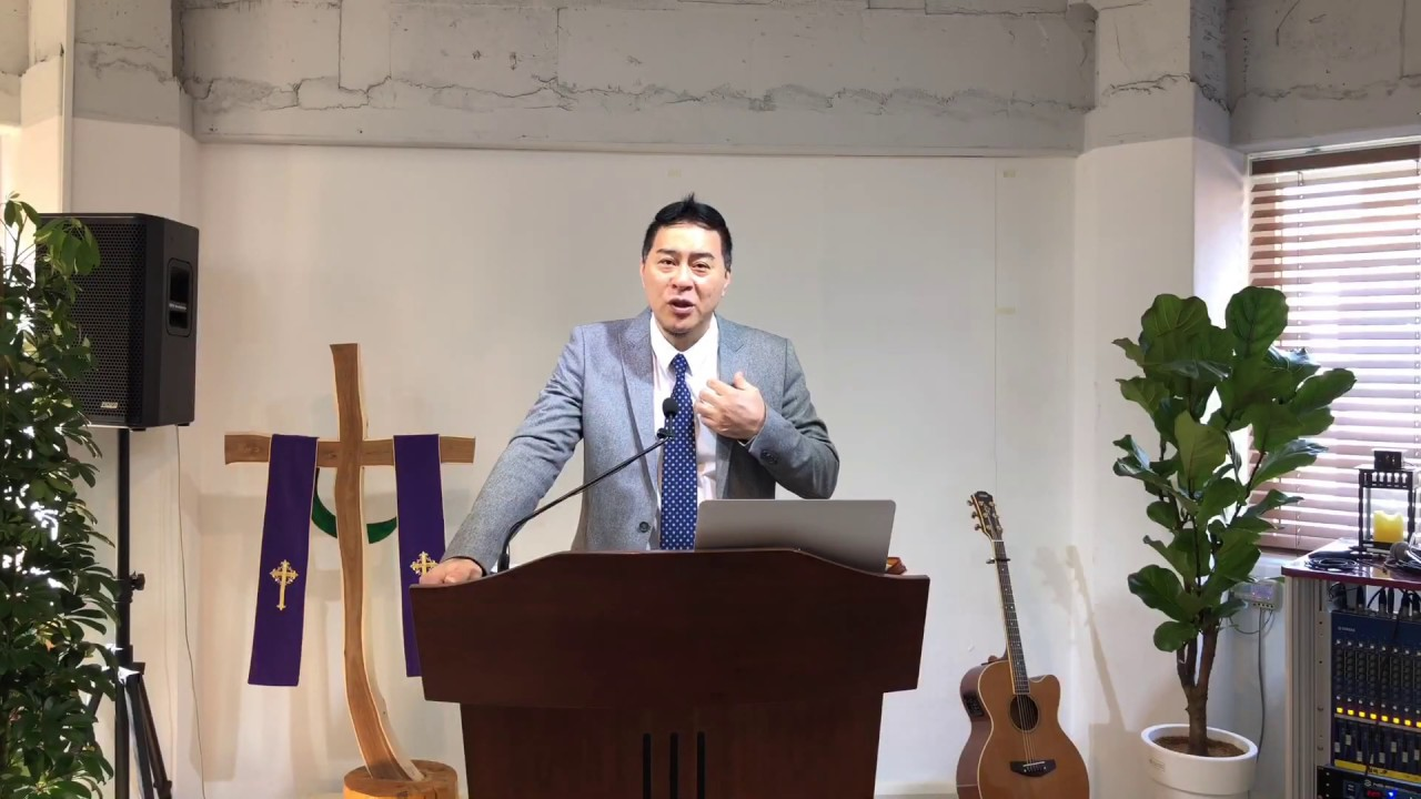 더작은교회 주일예배(3/29)