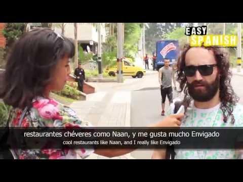 Medellín | Easy Spanish 25