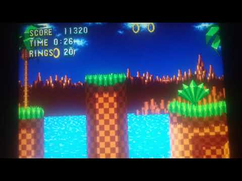 Game Over | Sonic Mania Edition |