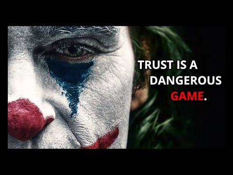 You Call It Revenge , I Call It Returning The Favour | Joker Quotes | DTC4457 | HAHAHAHAHA