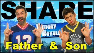 Parents Play Fortnite with Your Kids Like I Do - Craig & Colin Duos Win