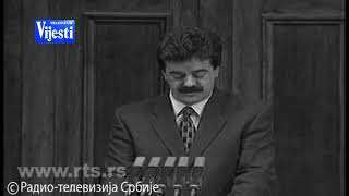 MOMIR BULATOVIĆ - TV VIJESTI 30.06.2019.