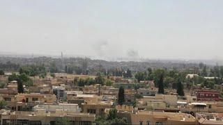 أخبار حصرية |  كيف جرى تطويق جامع النوري الكبير في #الموصل القديمة