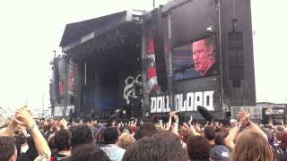 Stone Sour @ Download 2013 - Through Glass