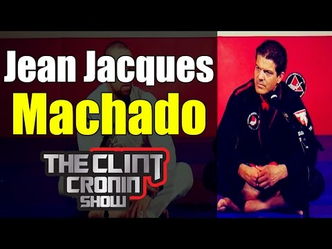 Jean Jacques Machado Interview talks Jiu Jitsu, training Chuck Norris, Joe Rogan, Eddie Bravo