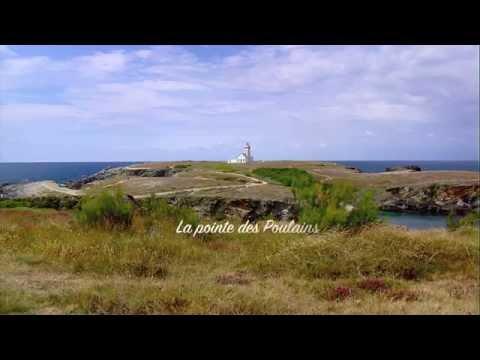 Belle Ile en Mer - La pointe des Poulains