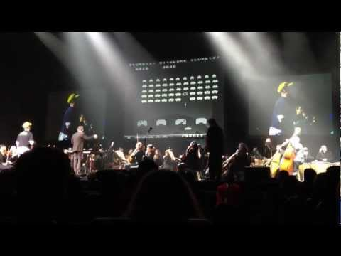 Video Games LIVE E3 L.A. 2012 - Space Invaders