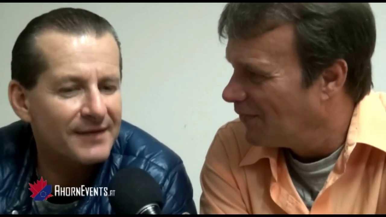 Michael Patrick Simoner Erzählt Thomas Hetlinger über Seine Falco