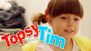 Topsy & Tim 226 - TEACHER VISIT   | Topsy and Tim Full Episodes