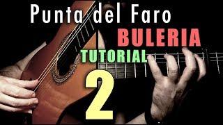 Pulgar Exercise - 24 - Punta del Faro (Buleria) by Paco de Lucia