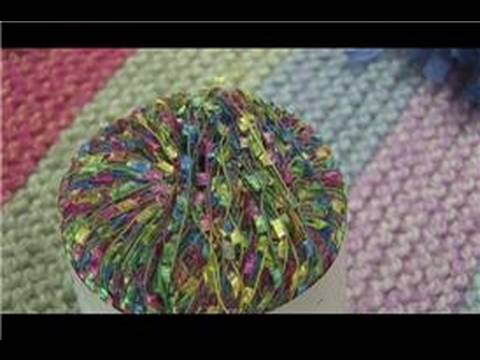 How To Crochet The Types Of Crochet Yarn Youtube