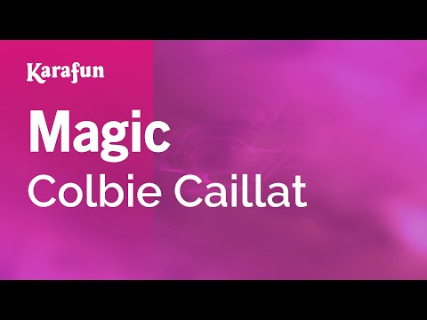 Karaoke Magic - Colbie Caillat *