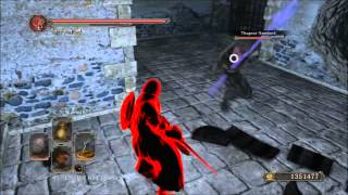 Dark Souls 2 Weapon Showcase: Black Scorpion Stinger