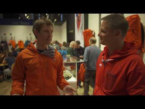 ISPO 2018 - Mountain Equipment - Kinesis jacket
