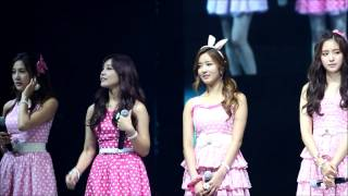131025 Vizit Korea Apink Talk 6