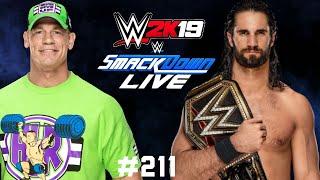 WWE 2k19 Universe Mode   Episode #211   Smackdown