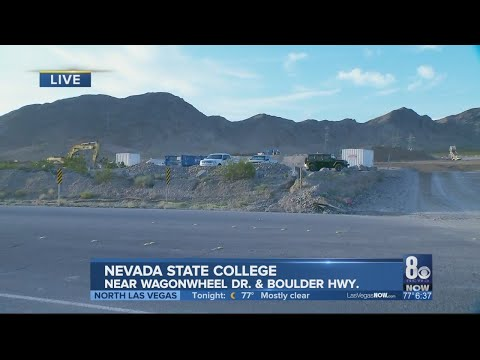 Expansion plans at Nevada State College