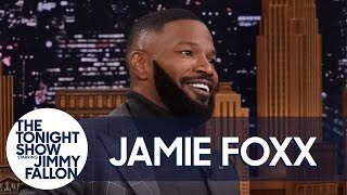 Jamie Foxx Has Footage of Whitney Houston Singing Karaoke (Uncut Version)