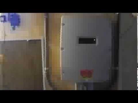 Residential Solar System Installation – SunPower E20 Series