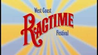 """""""Beautiful Lady In Blue"""" ~ Jeff Barnhart & Danny Coots @ West Coast Ragtime Festival ~ 2010"""
