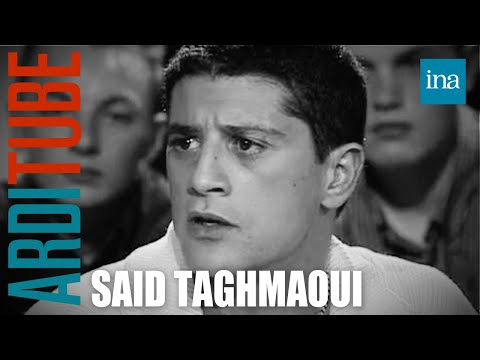 interview Said taghmaoui - Archive INA