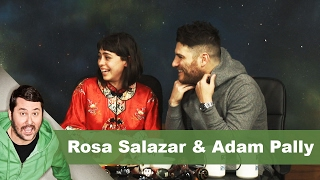 Rosa Salazar & Adam Pally | Getting Doug with High thumbnail