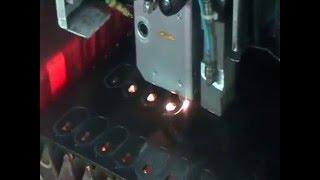Изготовление защитных дуг. Этап лазерной резки петель крепления.(Изготовление защитных дуг. Этап лазерной резки петель крепления., 2016-01-24T15:44:53.000Z)