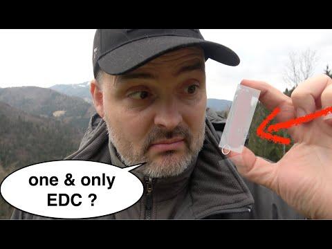 Das einzige EDC Messer, das Du brauchst | Every Day Carry Messer