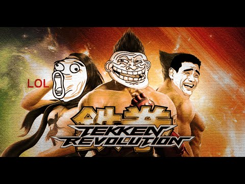 Du rire et de la baston sur Tekken Revolution