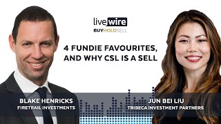 Buy Hold Sell: 4 fundie favourites, and why CSL is a sell