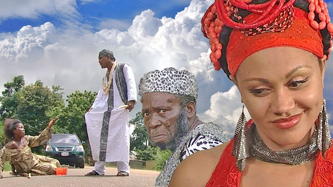 Download HOW A POOR GIRL LOVED AN UGLY KING [END] - 2018 Full Nigerian Movies