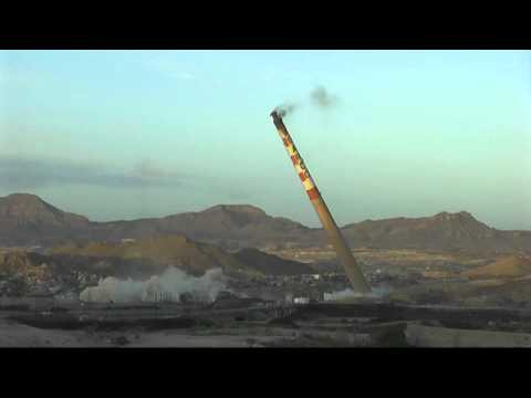 Asarco Demolition - El Paso Tx