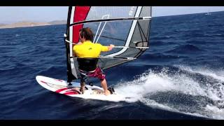 Windsurfing- How to Forward Loop (spin Loop)