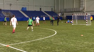 В Тамбове прошел турнир по мини футболу среди команд спецслужб