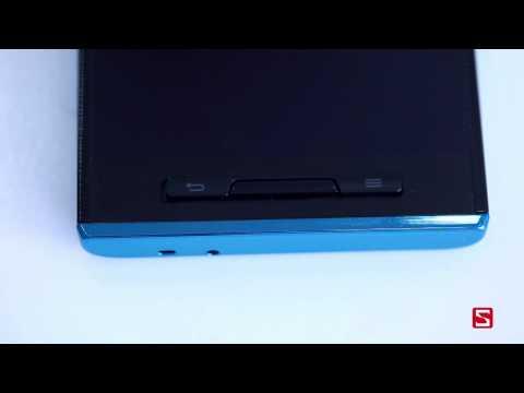 Mở hộp Panasonic Eluga P02-E - CellphoneS