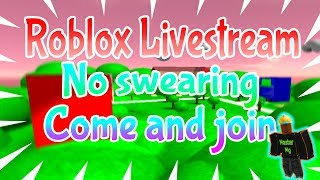 🔴 roblox Livestream #125