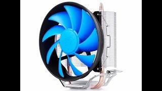 """Обзор процессорного кулера """"DeepCool GAMMAXX 300"""""""
