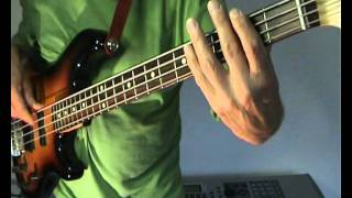 Smokie I Meet You At Midnight Bass Cover